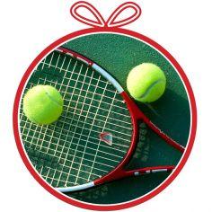 Auguri Di Natale Tennis.Tennis Di Natale Cere 1967